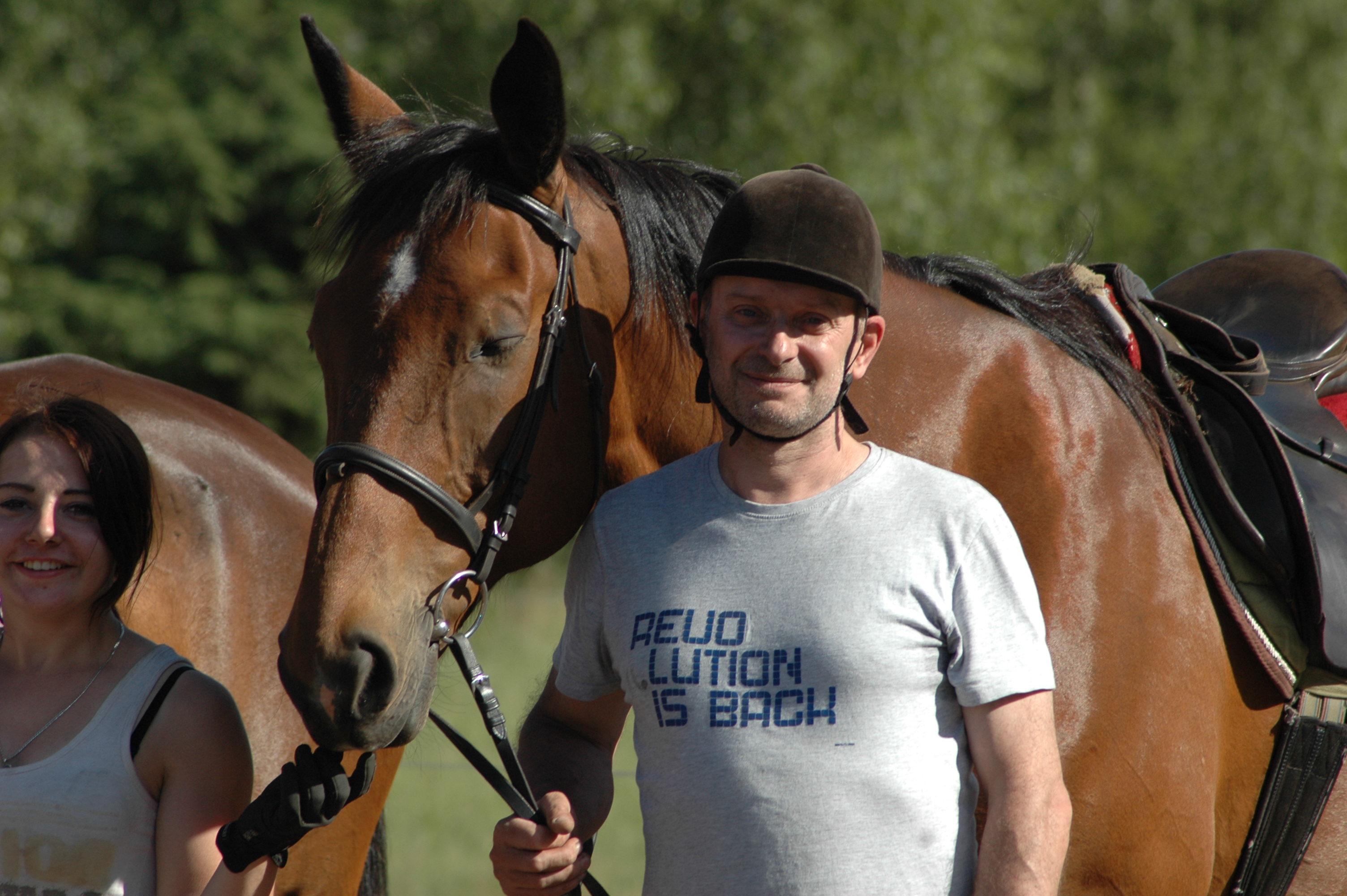 Obozy konne dla dorosłych - urlop na koniu